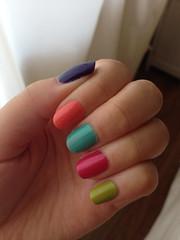 Jessica's Fingers