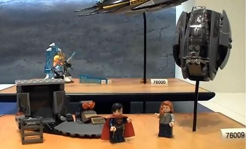 LEGO DC Universe Super Heroes Superman: Black Zero Escape (76009)