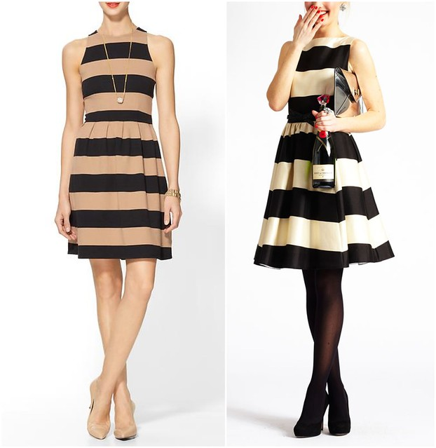 To Shop High Amp Low Striped Dress D Orsay Pump Bow Flats