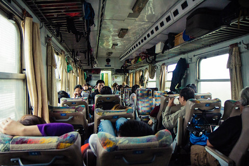 Hue to Hanoi by Train