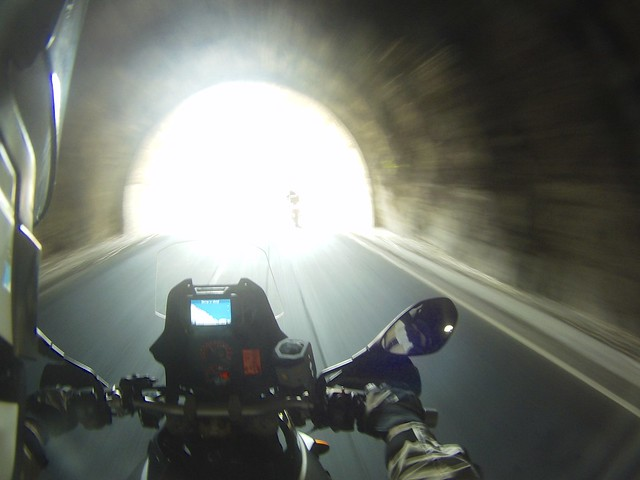 tunnel ride 13