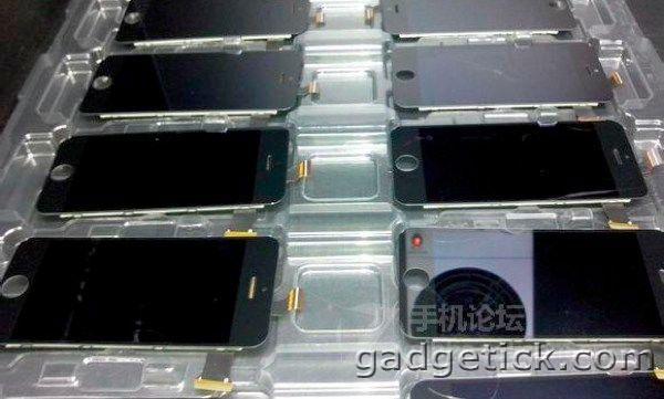 iPhone 5S укомплектуют 4-дюймовым ITO TSP дисплеем