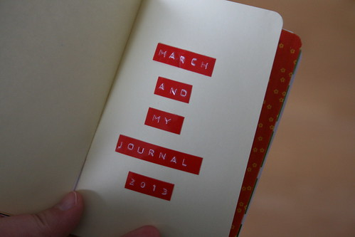Journal challenge