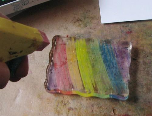 Gelato Watercolor Scribbles 003