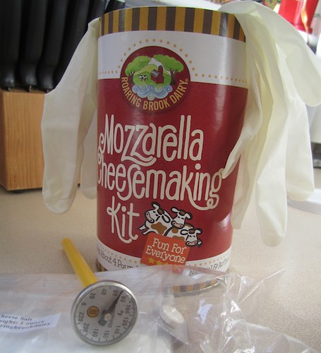 Cheesemaking kit