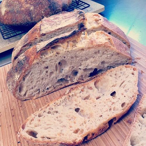 Devon's Tartine bread amazingness