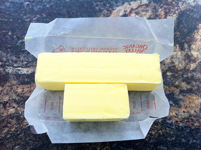 3/4 Cup Unsalted Butter