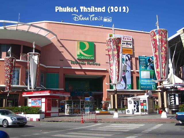 Phuket Day 2 - Jungceylon 01
