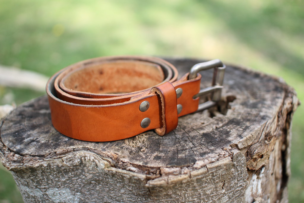 kenton sorenson Roll Buckle Belt