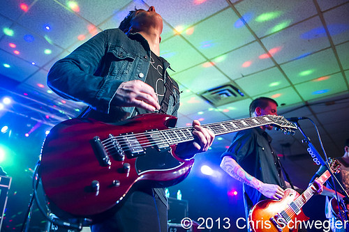 Taproot - 02-22-13 - Crimson Lounge, Riverview, MI
