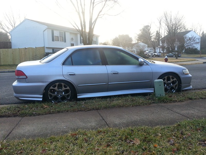 FS: 2001 Honda Accord 4dr K SERIES K20 K24 READY CAR 1ST EVER 1 AND ONLY LOC: LEESBURG VA ...