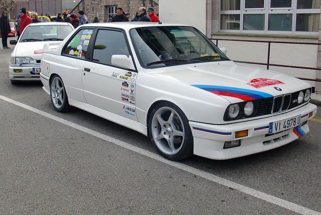 BMW M3, FORD SIERRA COSWORTH