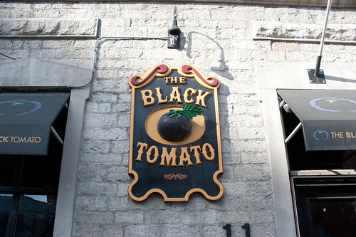 The Black Tomato