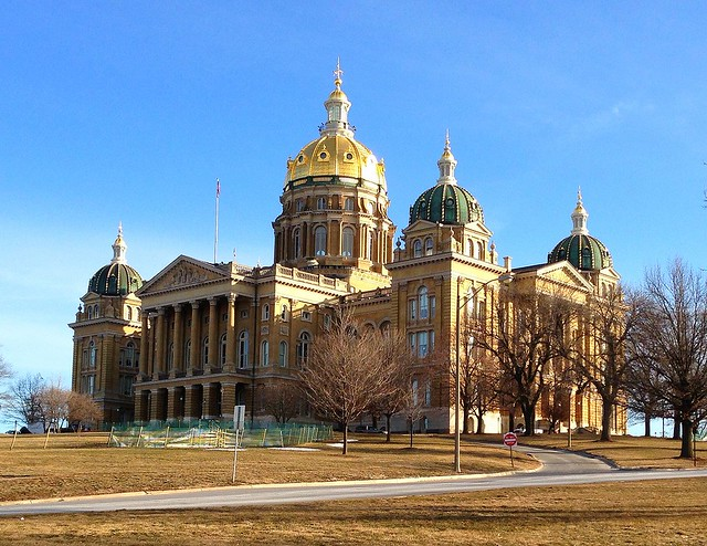 Iowa State Capitol Building Hours