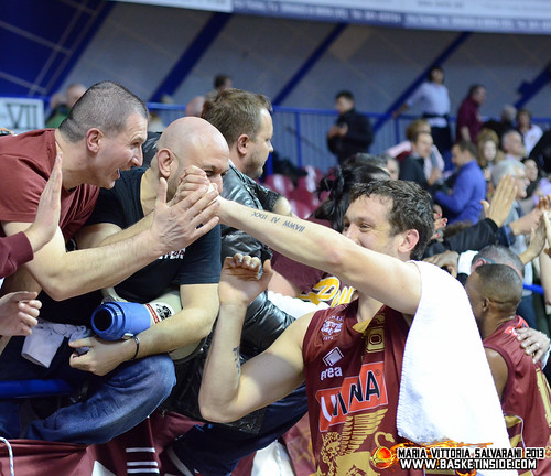 [VIDEO] Il Buzzer Beater Di Guido Rosselli Vs Milano