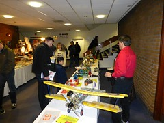 My stand at Brighton Modelworld 2013 6