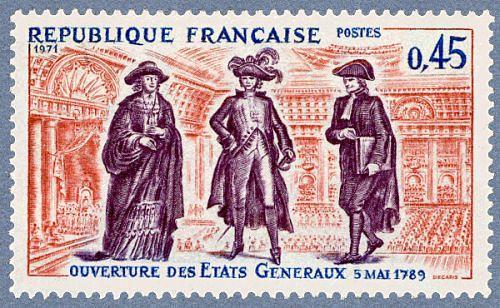 Ouverture des Etats Généraux -5 mai 1789