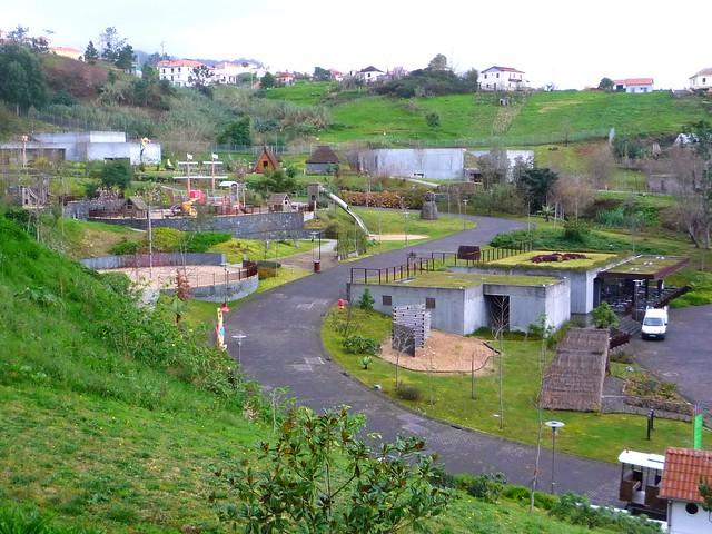Ausstellung über Geschichte und Science-Fiction Madeira