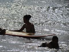 Sports in Hawaii.  Alden Cornell Molokai