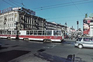 trams 1531 & 1574