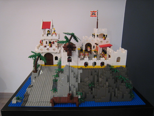 Lego piraten 6276 eldorado fortress moc 39 s - Ideeen inzendingen ...