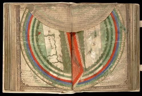 003-Liber floridus – siglo XII-Biblioteca de la Universidad de Gent -Licencia Creative Commons (CC BY-NC-SA 2.0)