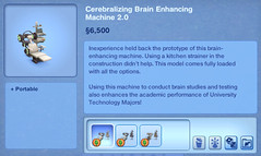 Cerebralizing Brain Enhancing Machine 2.0