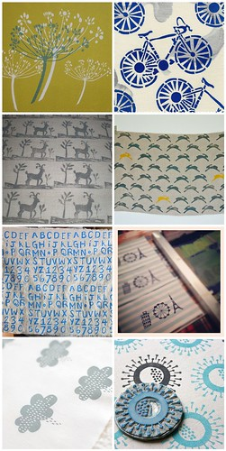 Printing fabric Ideas