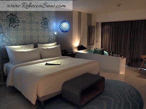 Le Meridien Bali Jimbaran - Room Review - Rebeccasaw-032