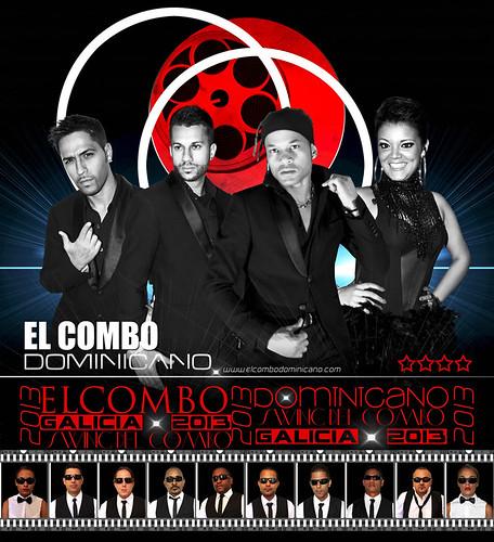 El Combo Dominicano 2013 - orquesta - cartel
