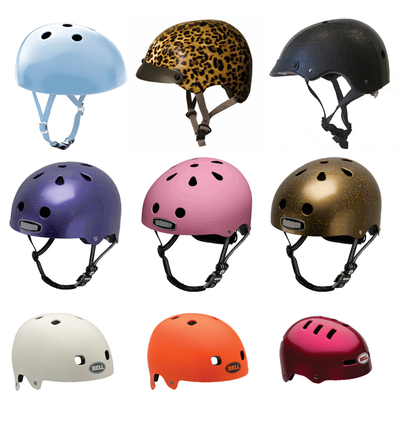 good looking bike helmets