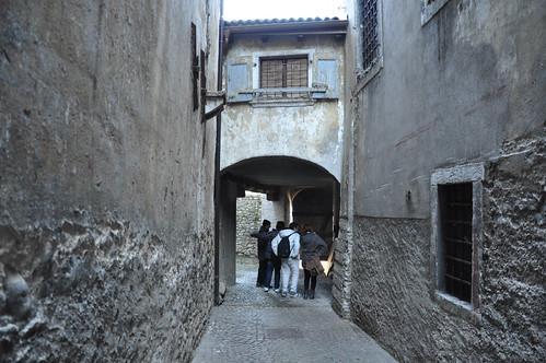 roggia paiari in vicolo colombo #borgosmaria