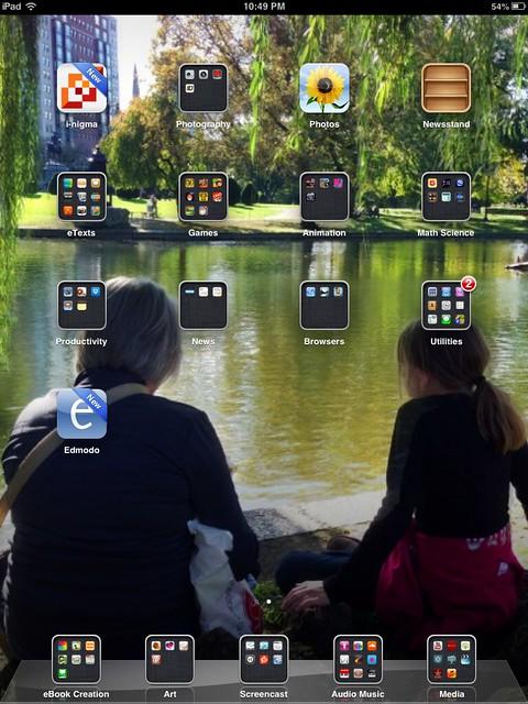 iPad Mini Apps (March 2013)