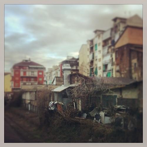 #Torino - Vivere in trincea / @rasoiodioccam