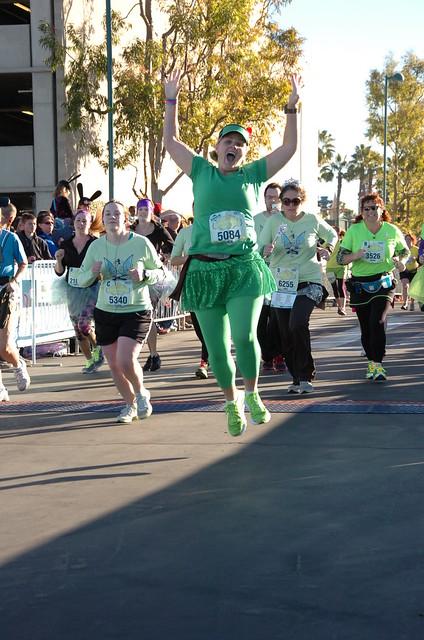 Tinker Bell Half Marathon 2013