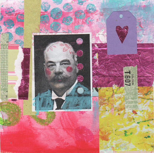 Collage: Old Love Never Rusts