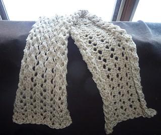 fence scarf