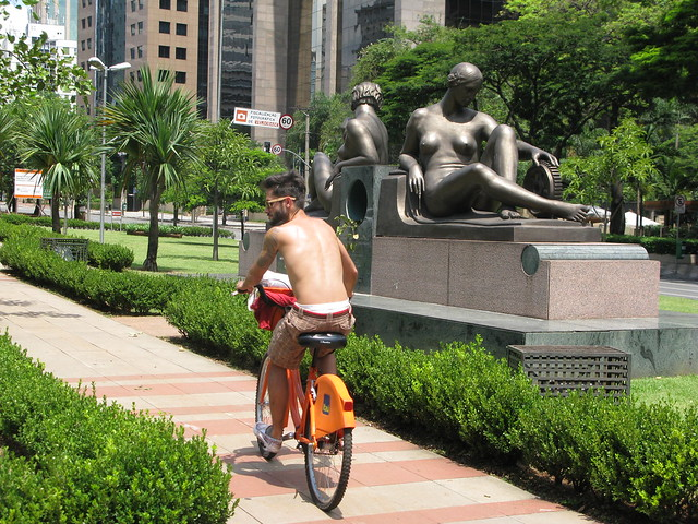 Cycle Chic em SP - 25
