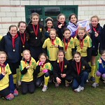 Fw: Sport Report & Photo: Norwich City Hockey Club wins a hat-trick of Junior County Hockey Championships