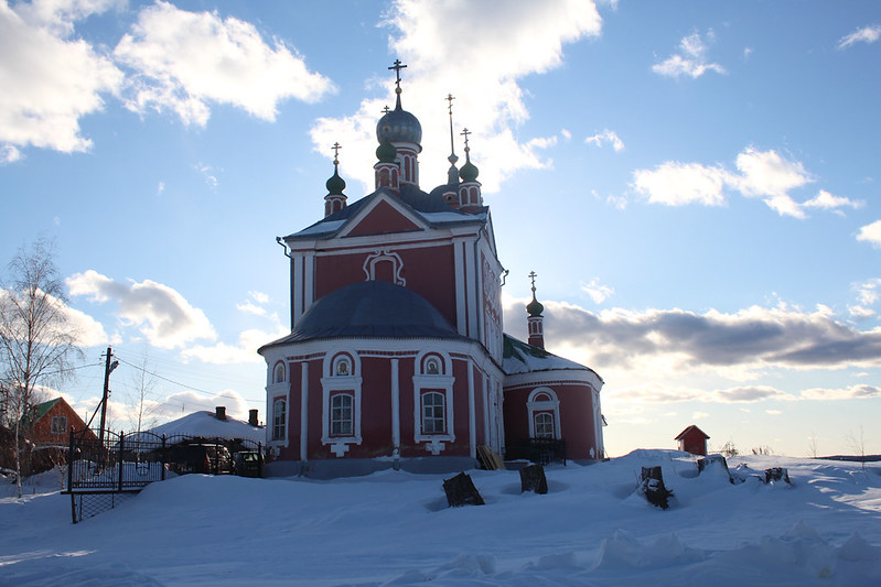 Переславль-Залесский. Выездной миссионерский семинар 7-10 марта 2013
