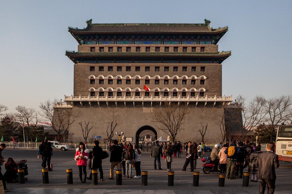 Qianmen (前门)