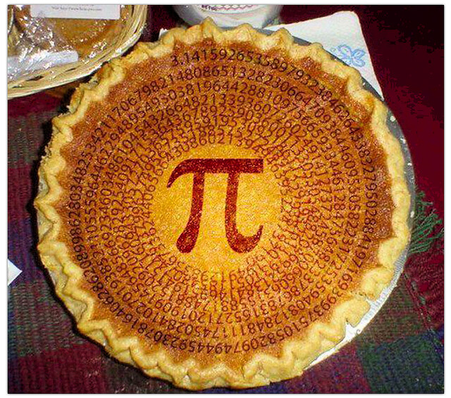 Celebrate Pi Day at both HMNS locations this 3.14!