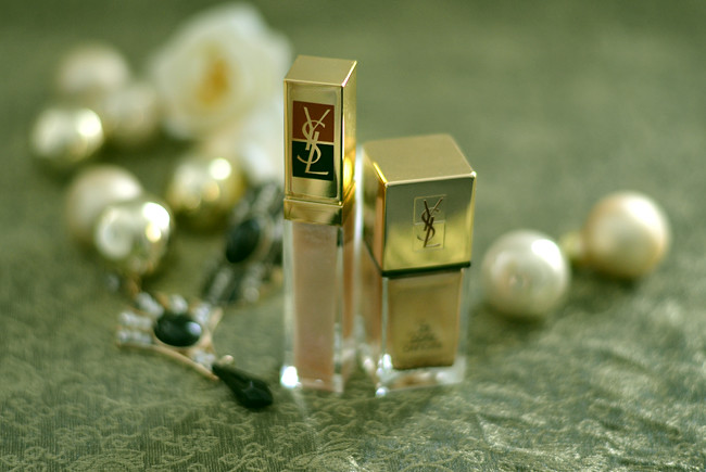 Yves Saint Laurent YSL D'OR collection blogger beauty CATS & DOGS 4