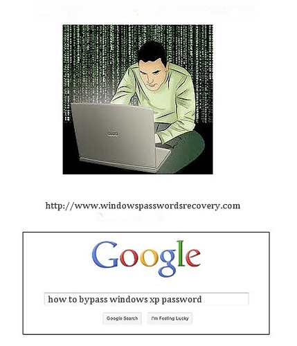 bypass windows xp password