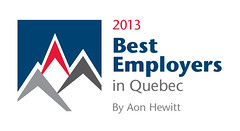 BEST EMPLOYERS IN QUEBEC