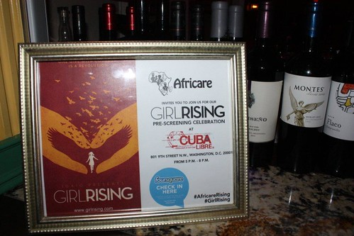 Girl Rising - DC Film Screening hosted by Africare