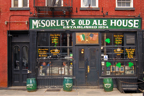 McSorley's Old Ale House by jankor