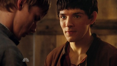 Merlin falls in love