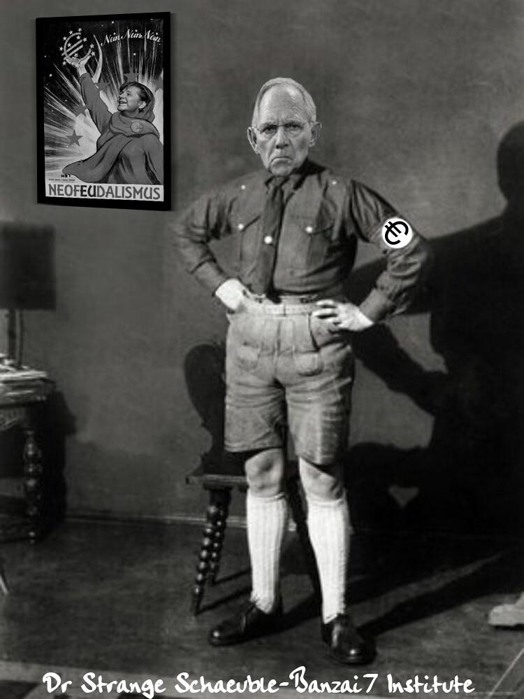 DR STRANGE SCHAEUBLE