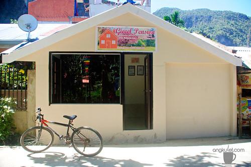 Giesel Pension, El Nido, Palawan
